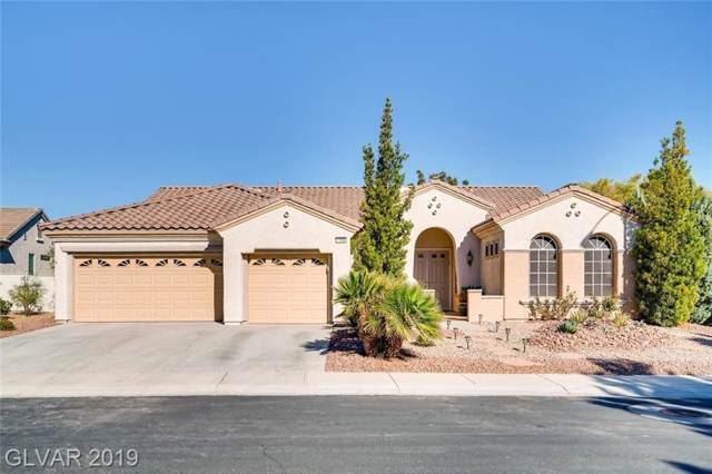 1809 Tarrant City, Henderson, NV 89052 (MLS #2138556) :: The Snyder Group at Keller Williams Marketplace One