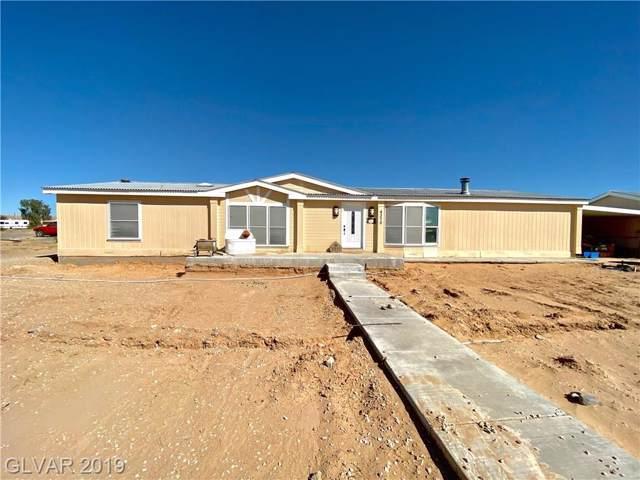 4370 Pinwheel, Logandale, NV 89021 (MLS #2138575) :: Signature Real Estate Group
