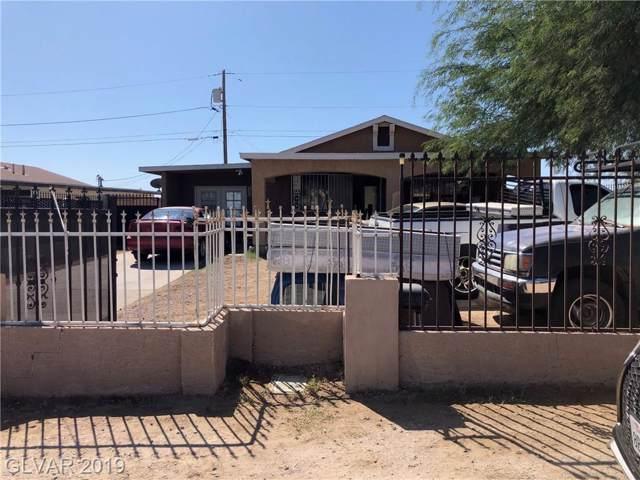 413 Brooks, North Las Vegas, NV 89030 (MLS #2138639) :: Vestuto Realty Group