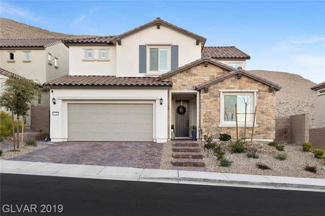 12781 Coastline Shadow, Las Vegas, NV 89141 (MLS #2138918) :: The Snyder Group at Keller Williams Marketplace One
