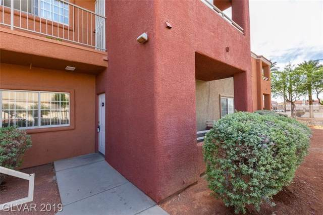 4730 E. Craig Rd #1204, Las Vegas, NV 89115 (MLS #2138922) :: The Snyder Group at Keller Williams Marketplace One