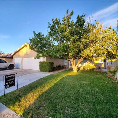 3912 Dabney, North Las Vegas, NV 89032 (MLS #2138979) :: Vestuto Realty Group