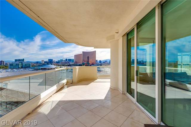 2877 Paradise #1505, Las Vegas, NV 89109 (MLS #2139229) :: Hebert Group | Realty One Group