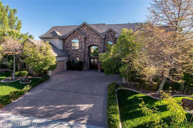 2257 Candlestick, Las Vegas, NV 89052 (MLS #2139242) :: The Snyder Group at Keller Williams Marketplace One