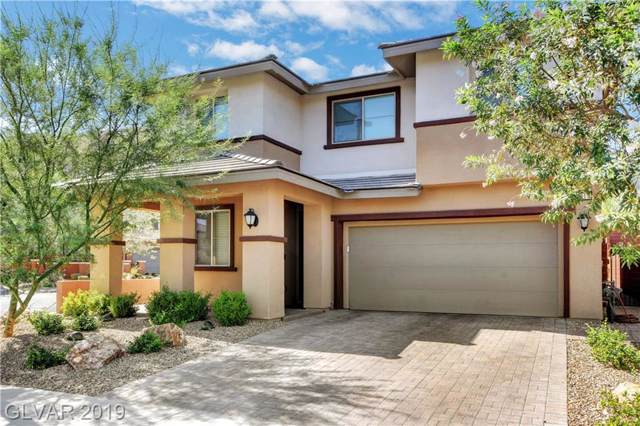 5911 Glory Heights, Las Vegas, NV 89135 (MLS #2139288) :: The Snyder Group at Keller Williams Marketplace One