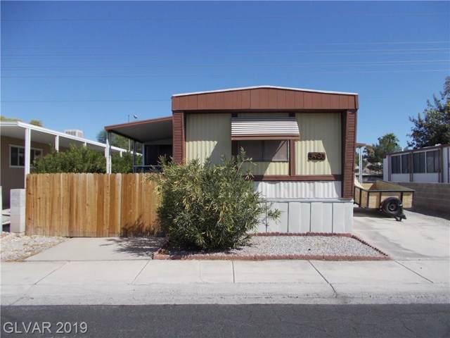 3480 Lost Hills, Las Vegas, NV 89122 (MLS #2139428) :: The Snyder Group at Keller Williams Marketplace One