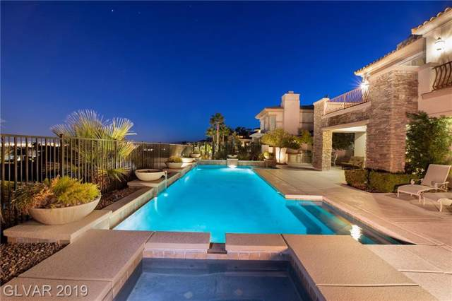 2906 Red Arrow, Las Vegas, NV 89135 (MLS #2139457) :: The Snyder Group at Keller Williams Marketplace One