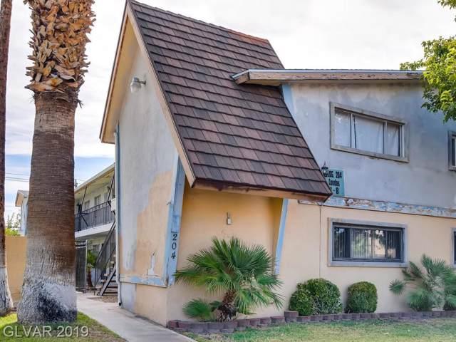 204 Orland Street #1, Las Vegas, NV 89107 (MLS #2139515) :: Helen Riley Group | Simply Vegas