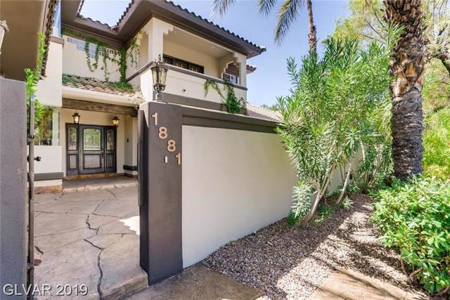 1881 Woodhaven, Henderson, NV 89074 (MLS #2139800) :: The Snyder Group at Keller Williams Marketplace One