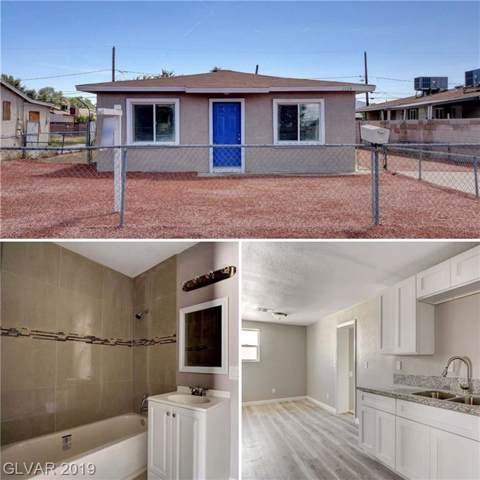 2124 Crawford, North Las Vegas, NV 89040 (MLS #2140309) :: The Snyder Group at Keller Williams Marketplace One