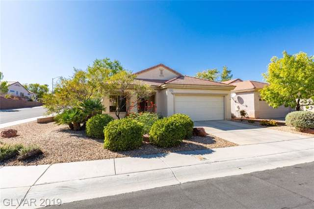483 Elm Crest, Henderson, NV 89012 (MLS #2140343) :: The Snyder Group at Keller Williams Marketplace One