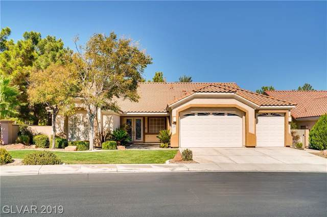 2234 Summerwind, Henderson, NV 89052 (MLS #2140509) :: The Snyder Group at Keller Williams Marketplace One