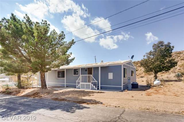 331 Lincoln, Searchlight, NV 89046 (MLS #2140543) :: Performance Realty