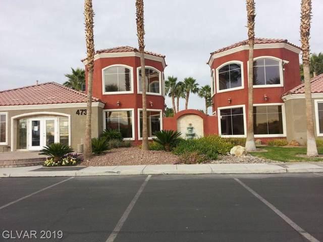 4730 Craig #2018, Las Vegas, NV 89115 (MLS #2140654) :: ERA Brokers Consolidated / Sherman Group