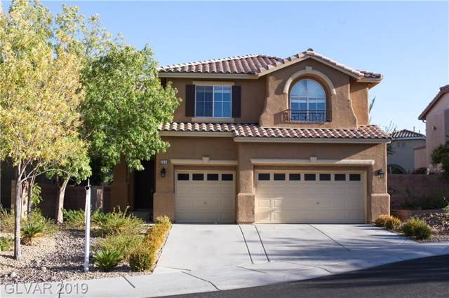 504 Ruby Vista, Las Vegas, NV 89144 (MLS #2140656) :: The Perna Group