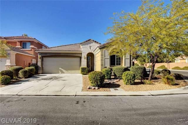 11076 Evvie, Las Vegas, NV 89135 (MLS #2140697) :: The Perna Group