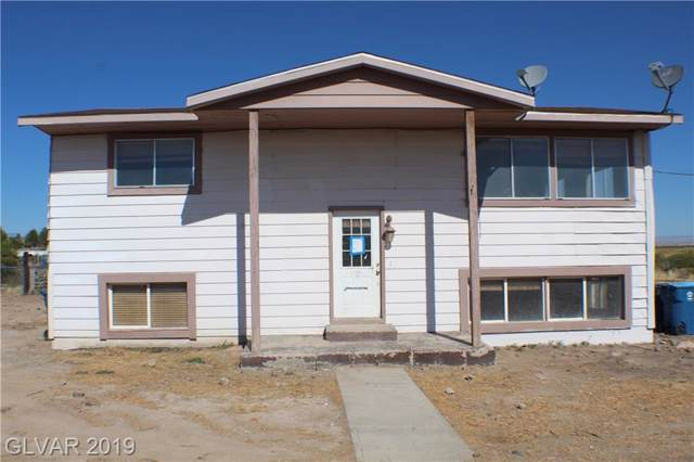 1015 Ranch, Moapa, NV 89025 (MLS #2140728) :: The Snyder Group at Keller Williams Marketplace One