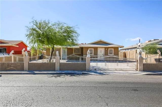 3025 Van Der Meer, North Las Vegas, NV 89030 (MLS #2140749) :: Signature Real Estate Group