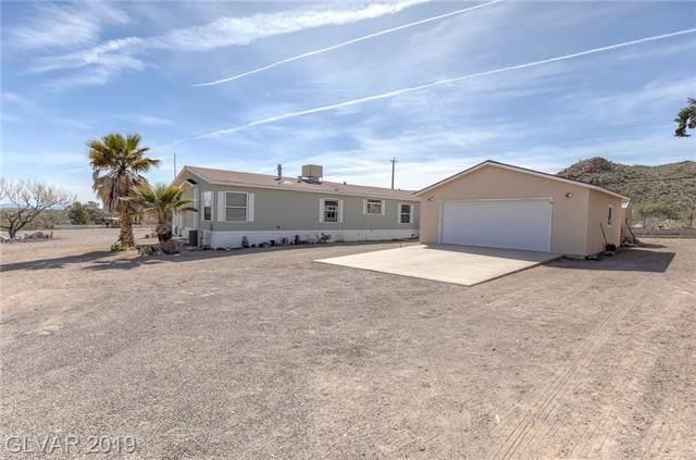 410 Hobson Street, Searchlight, NV 89046 (MLS #2140791) :: Vestuto Realty Group