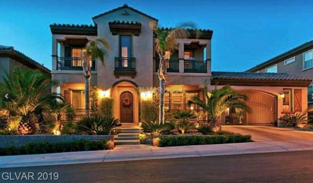 2260 Martinique, Henderson, NV 89044 (MLS #2140892) :: The Snyder Group at Keller Williams Marketplace One