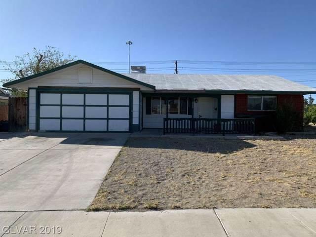 6525 Mecham, Las Vegas, NV 89107 (MLS #2140960) :: Signature Real Estate Group