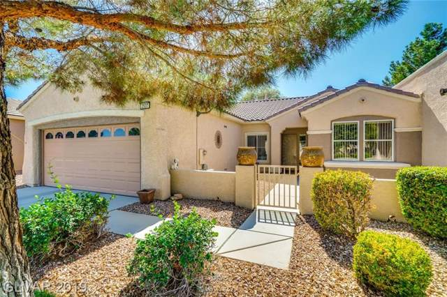 2537 Springville, Henderson, NV 89052 (MLS #2140972) :: The Snyder Group at Keller Williams Marketplace One
