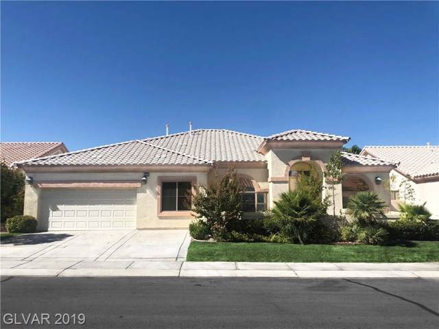 62 Sunshine Coast, Las Vegas, NV 89148 (MLS #2141019) :: The Snyder Group at Keller Williams Marketplace One