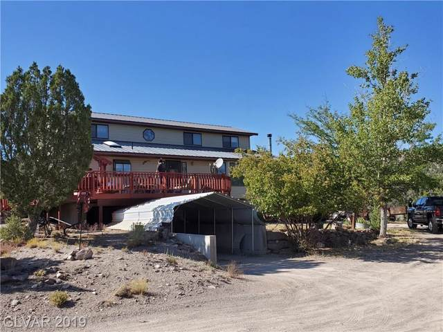 14705 Sr 322, Ursine, NV 89043 (MLS #2141027) :: Trish Nash Team