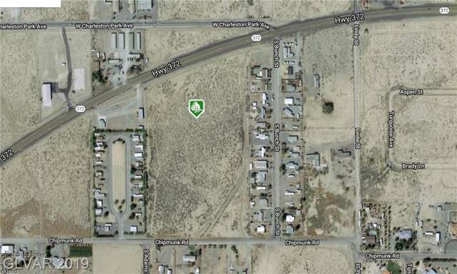 1191 W Nevada Highway 372, Pahrump, NV 89048 (MLS #2141099) :: Trish Nash Team