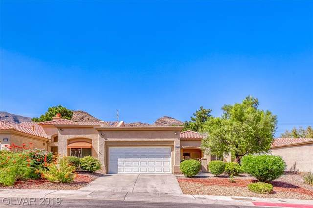 3015 Big Green, Las Vegas, NV 89134 (MLS #2141144) :: The Snyder Group at Keller Williams Marketplace One