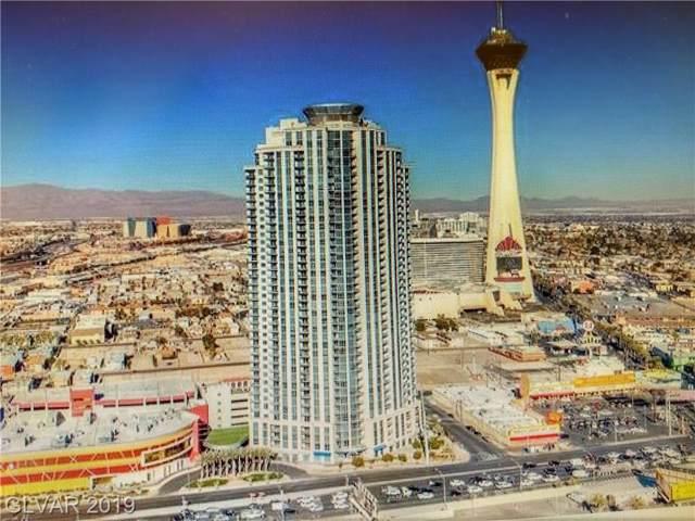 200 Sahara #1706, Las Vegas, NV 89102 (MLS #2141191) :: The Snyder Group at Keller Williams Marketplace One