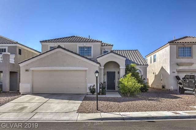 2601 Mango Bay, North Las Vegas, NV 89031 (MLS #2141270) :: Vestuto Realty Group