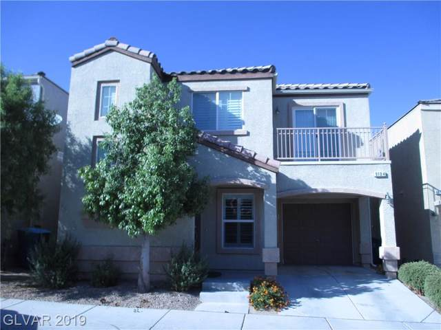 9104 Pearl Cotton, Las Vegas, NV 89149 (MLS #2141345) :: The Snyder Group at Keller Williams Marketplace One
