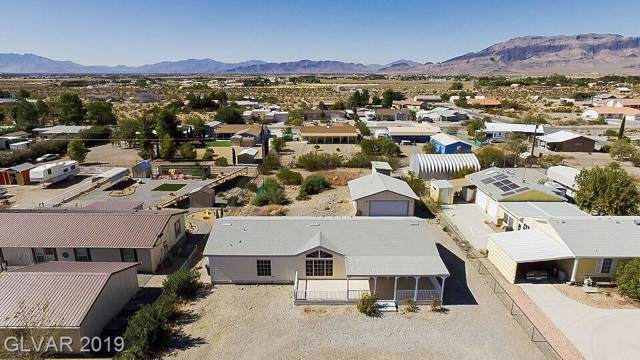 5480 N Janice, Pahrump, NV 89060 (MLS #2141482) :: The Snyder Group at Keller Williams Marketplace One