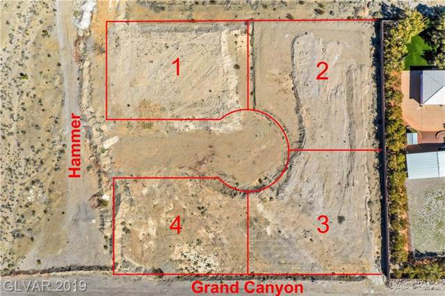 0 Grand Canyon, Las Vegas, NV 89149 (MLS #2141570) :: The Snyder Group at Keller Williams Marketplace One