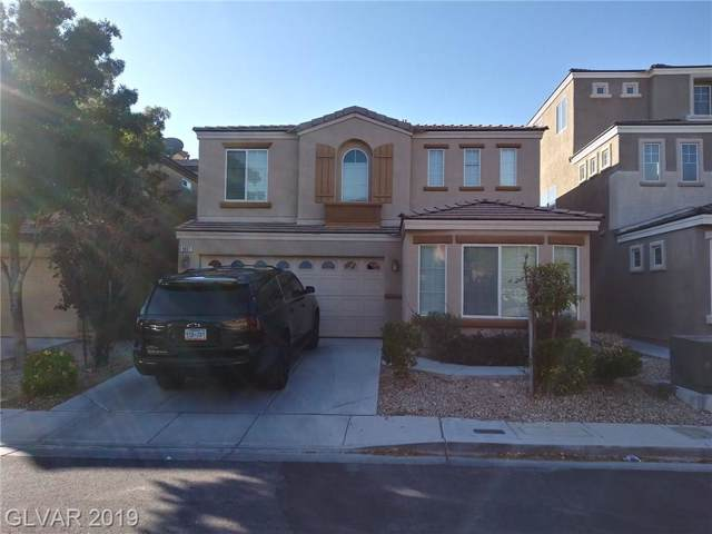 9037 Cedar Door, Las Vegas, NV 89148 (MLS #2141599) :: Brantley Christianson Real Estate