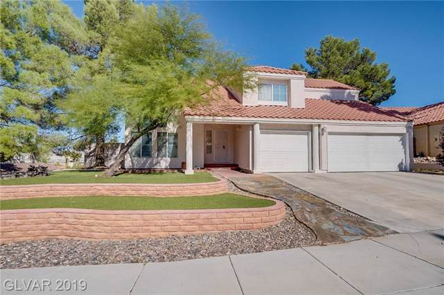436 Lost Trail, Henderson, NV 89014 (MLS #2141603) :: The Snyder Group at Keller Williams Marketplace One
