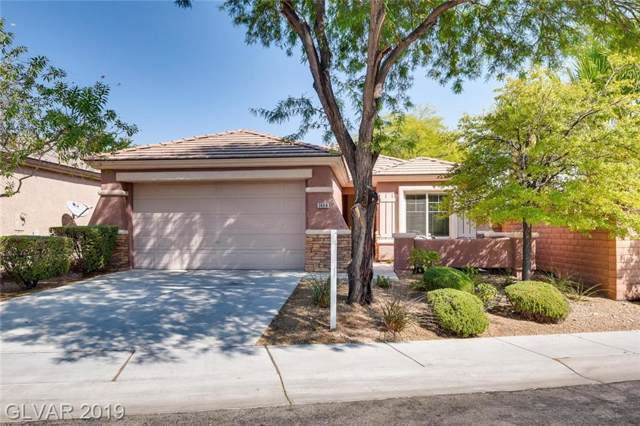 3668 Australian Cloud, Las Vegas, NV 89135 (MLS #2141670) :: The Perna Group