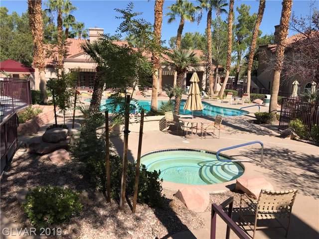 9325 Desert Inn #184, Las Vegas, NV 89117 (MLS #2141714) :: Hebert Group | Realty One Group