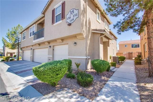 6255 Arby #149, Las Vegas, NV 89118 (MLS #2141846) :: Hebert Group | Realty One Group