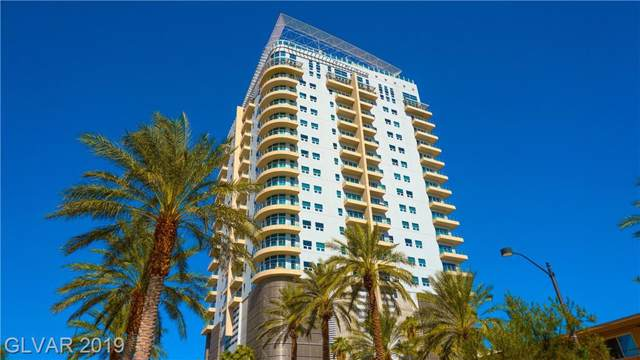 200 Hoover #805, Las Vegas, NV 89101 (MLS #2141882) :: Signature Real Estate Group