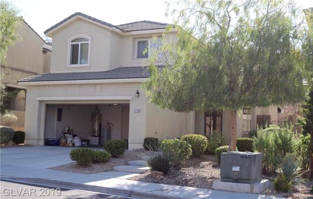 2768 Drummossie, Henderson, NV 89044 (MLS #2142037) :: The Perna Group