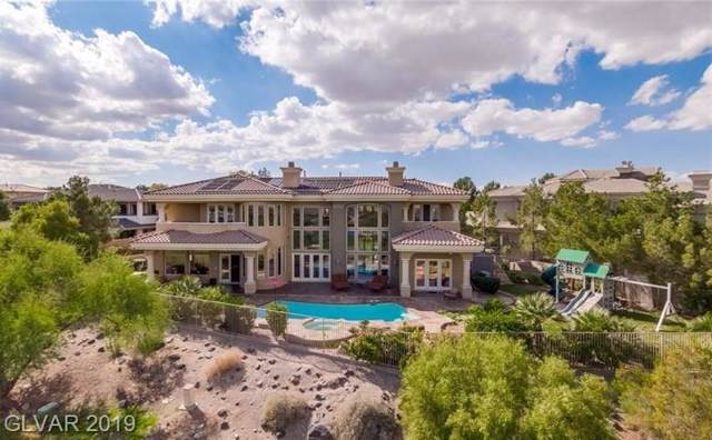 4 Bloomfield Hills, Henderson, NV 89052 (MLS #2142038) :: The Snyder Group at Keller Williams Marketplace One