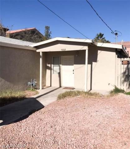 4882 Stanley, Las Vegas, NV 89115 (MLS #2142088) :: Vestuto Realty Group