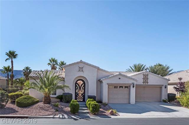4243 Cascada Piazza, Las Vegas, NV 89135 (MLS #2142096) :: Hebert Group | Realty One Group