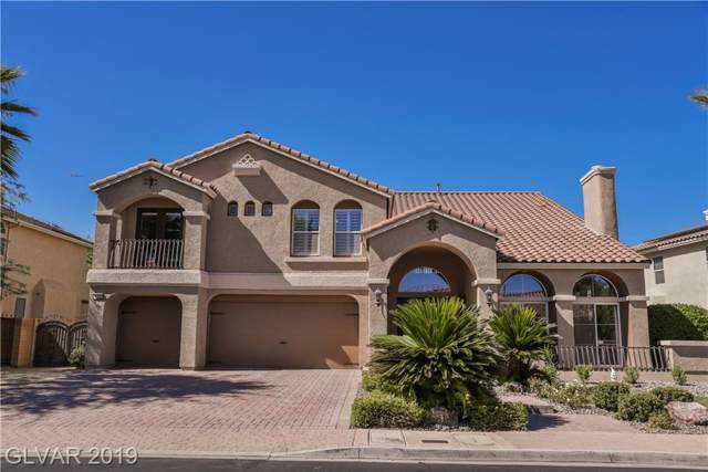 11223 Campsie Fells, Las Vegas, NV 89141 (MLS #2142123) :: The Snyder Group at Keller Williams Marketplace One