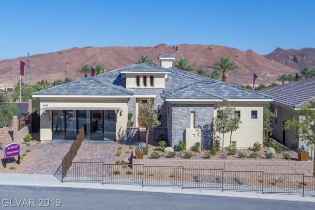 7 Porto Malaga, Henderson, NV 89011 (MLS #2142196) :: The Snyder Group at Keller Williams Marketplace One