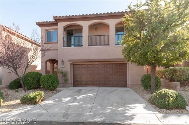 11837 Orense, Las Vegas, NV 89138 (MLS #2142214) :: Team Michele Dugan