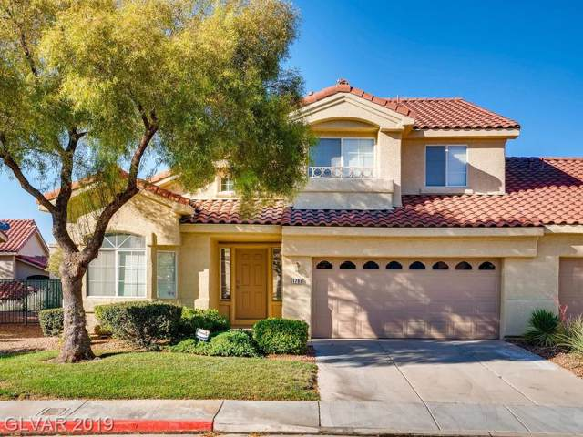 1795 Lily Pond, Henderson, NV 89012 (MLS #2142218) :: The Snyder Group at Keller Williams Marketplace One