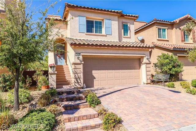 10479 Asana, Las Vegas, NV 89178 (MLS #2142286) :: Signature Real Estate Group